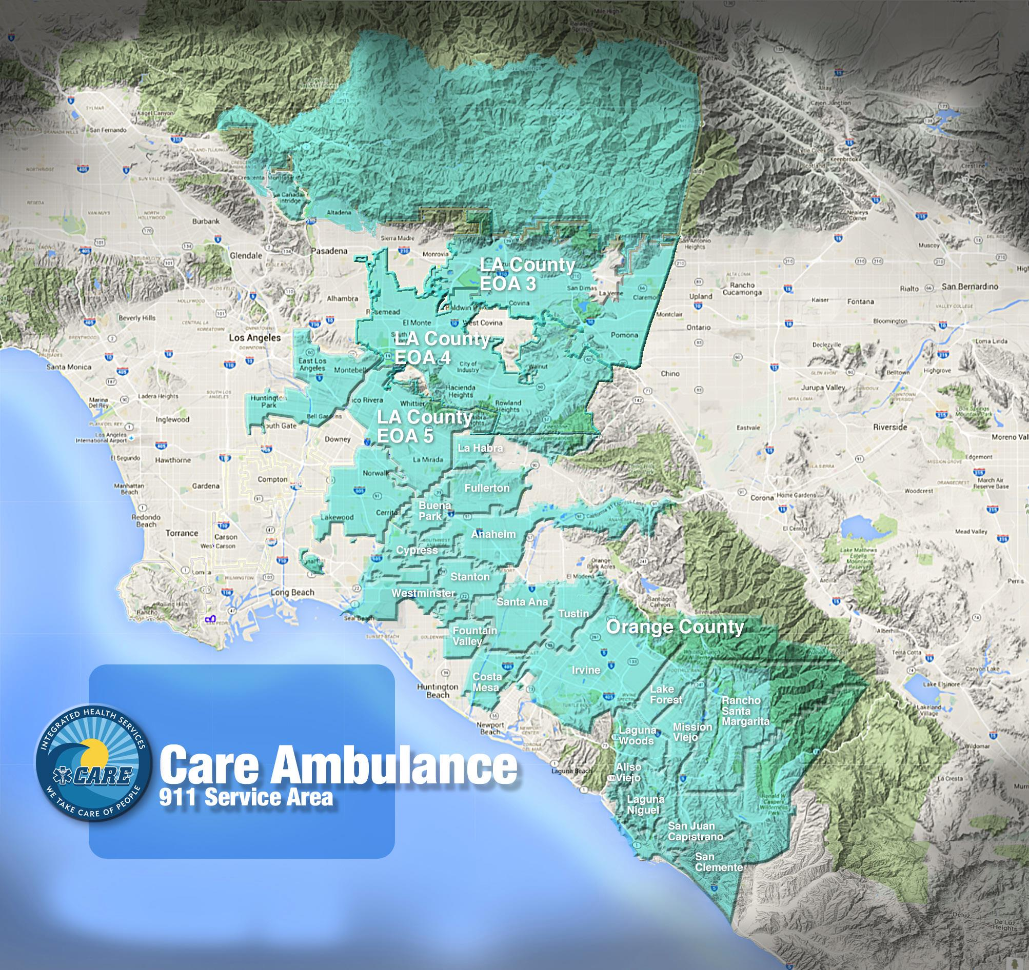 Care Ambulance Service | Home